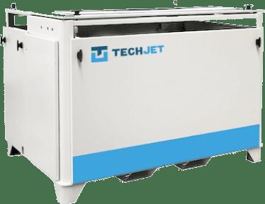 wydajna pompa waterjet 50hp od TECHJET